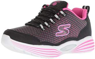 Skechers Girl's Luminators Luxe Trainers,(38 EU)