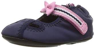 Robeez Girls' Sandal-Mini Shoez Crib Shoe