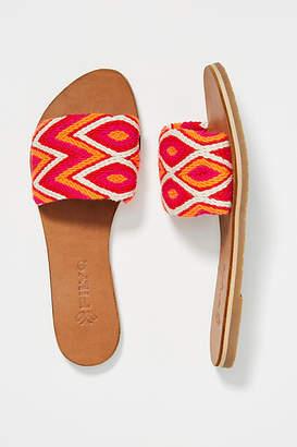Pilyq Sasha Slide Sandals
