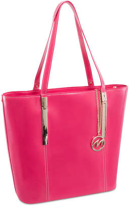 McKlein Cristina Leather Tote