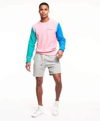 Todd Snyder + Champion Reverse Weave Retro Bright Cocktail Sweatshirt