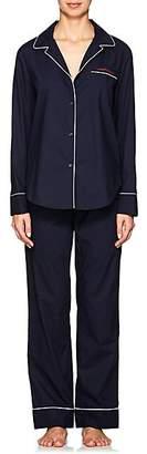 "Barneys New York Women's ""Sweet Dreams"" Pajama Set - Navy 45"
