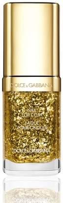 Dolce & Gabbana Make-up Nail Top Coat Lacquer