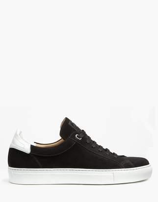 Belstaff Dagenham Low-Top Sneakers Black