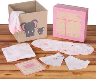 Baby Essentials Baby Zane Best Baby Girl Gift Set in Unique Box, Perfect for Showers, Cute