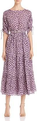 Kate Spade Sunny Bloom Midi Dress