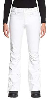Roxy Snow Junior's Creek Softshell Fitted Pant