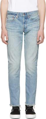 Simon Miller Indigo M001 Merced Jeans