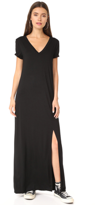 Three Dots Connie T-Shirt Maxi Dress $159 thestylecure.com