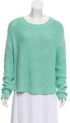 Elizabeth and James Knit Long Sleeve Top