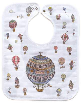 Atelier Choux Hot Air Balloon - Large Bib