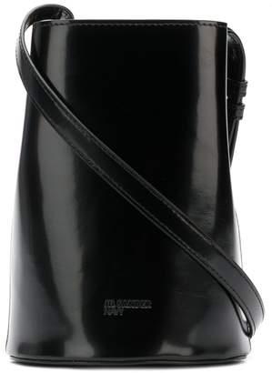Jil Sander Navy mini bucket bag