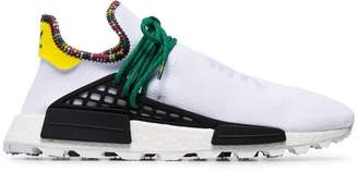 adidas x Pharrell Williams white Human Body NMD sneakers