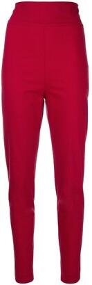 Romeo Gigli Pre-Owned high waist trousers