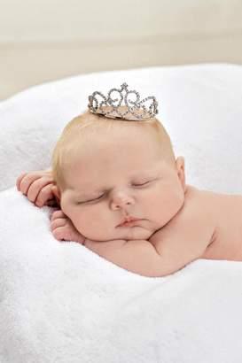 Mud Pie Rhinestone Baby-Girl Tiara