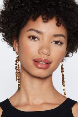 Nasty Gal Full Circle Earrings