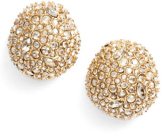 4c0aaaaab Alexis Bittar Crystal Encrusted Stud Earrings
