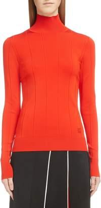 Givenchy Logo Turtleneck Sweater