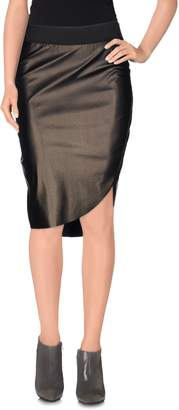 Jijil Knee length skirts