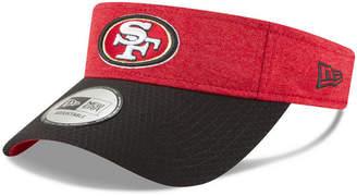 New Era San Francisco 49ers On Field Sideline Visor