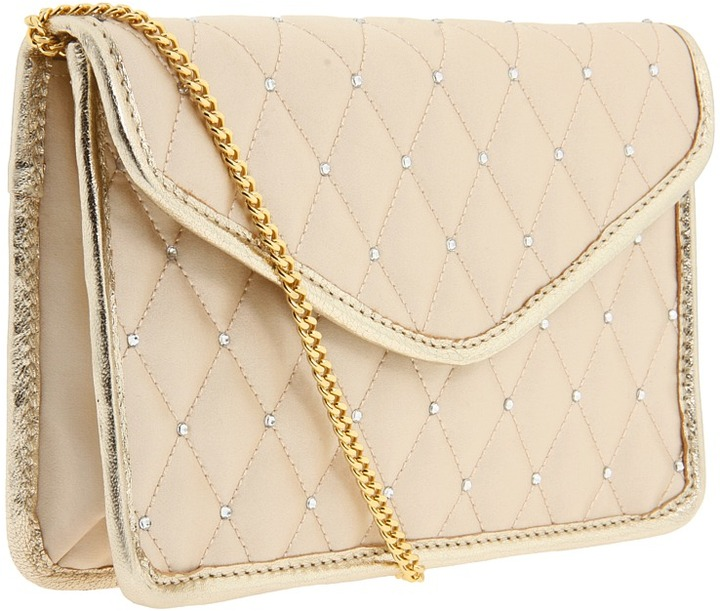 Franchi Tania Silk (Champagne) - Bags and Luggage