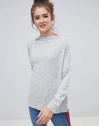 Only long sleeve knitted pullover