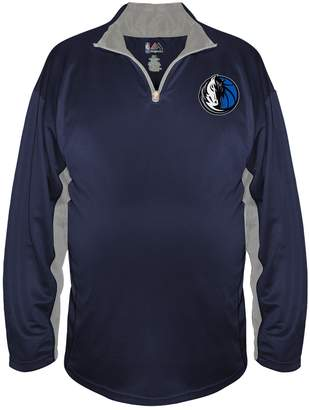 Majestic Big & Tall Dallas Mavericks Pullover