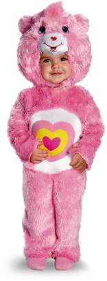 Disguise Baby Girl's Care Bears Wonderheart Bear Deluxe Costume