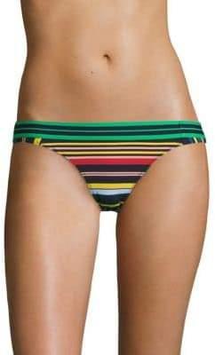Stella McCartney Classic Striped Bikini Bottom