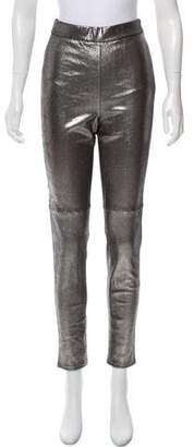 Intermix High-Rise Skinny Pants w/ Tags