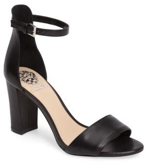 Women's Vince Camuto Corlina Ankle Strap Sandal $99.95 thestylecure.com