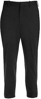 Neil Barrett Men's Zip Ankle Pants
