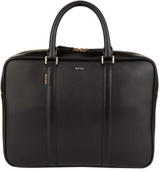 Paul Smith Slim Leather Briefcase