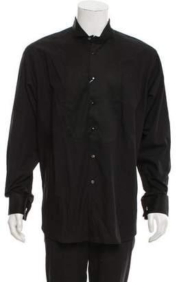 Armani Collezioni French Cuff Dress Shirt w/ Tags
