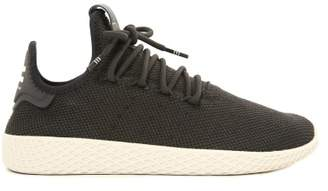 adidas Sale - Pharrell Williams HU Lace-Up Tennis Shoes