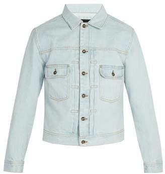 Saturdays Nyc - Ray Bleached Denim Jacket - Mens - Light Blue