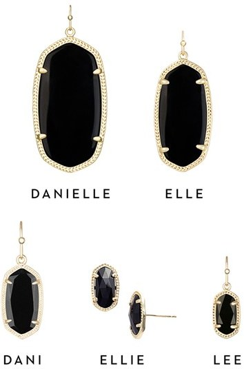 Women's Kendra Scott 'Danay' Drusy Drop Earrings 2