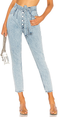 GRLFRND Daphne Super High-Rise Jean.