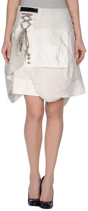 Mariagrazia Panizzi Knee length skirt