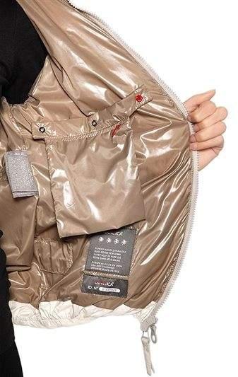 Duvetica Thia Shiny Nylon Down Jacket