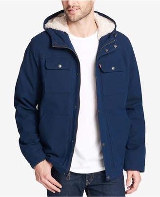 17a0701c2f9 Men s Levi Navy Jacket - ShopStyle