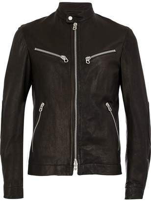 Drome zip detail jacket