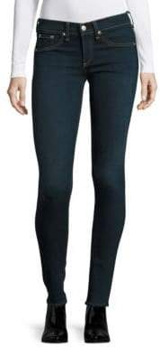 Rag & Bone Skinny Low-Rise TECH Jeans