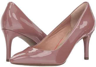 Rockport Total Motion 75mm Pointy Toe Plain Pump Women's Shoes