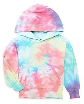 Dannijo Little Girl's Harper Tie Dye Hoodie