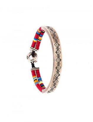 M. Cohen engraved bracelet $1,050 thestylecure.com