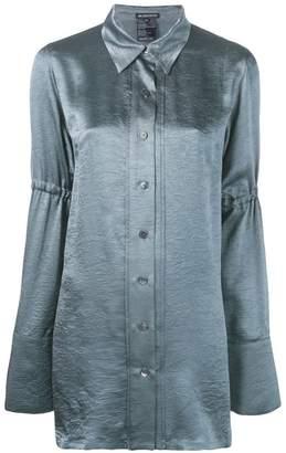 Ann Demeulemeester tie detail shirt