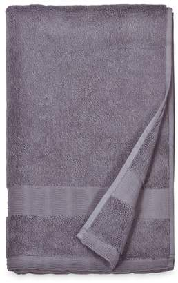 DKNY Light Purple Cotton 'Mercer' Towels