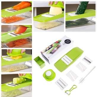Generic Super Slicer Plus Vegetable Fruit Peeler Dicer Cutter Chopper Grater