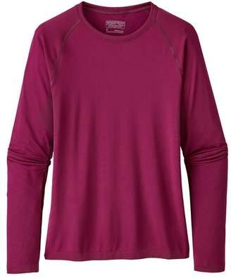 Patagonia Women's Long-Sleeved Slope Runner Shirt